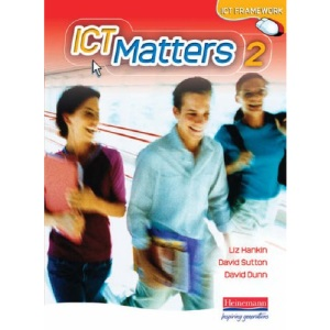 ICT Matters 2 Pupil Book Desk Edition