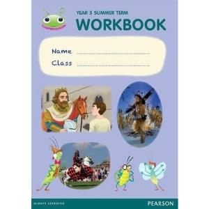 Bug Club Pro Guided Y5 Term 3 Pupil Workbook (Bug Club Guided)