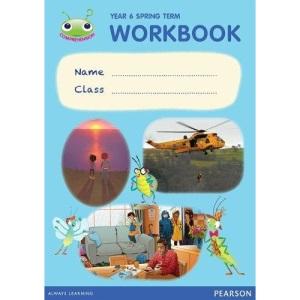 Bug Club Pro Guided Y6 Term 2 Pupil Workbook (Bug Club Guided)