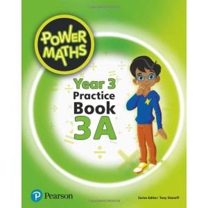 Power Maths Year 3 Pupil Practice Book 3A (Power Maths Print)
