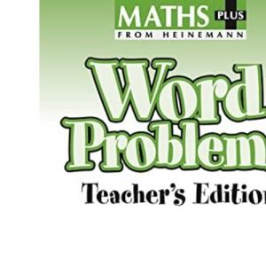 Maths Plus Word Problems 6: Teacher's Book