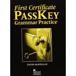 First Certificate Passkey: Grammar Practice without Key