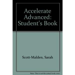 Accelerate Advanced: Student's Book
