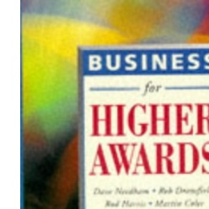 Business for Higher Awards