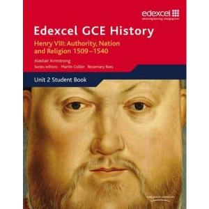 Edexcel GCE History: Henry VIII 1509-40: Student Book