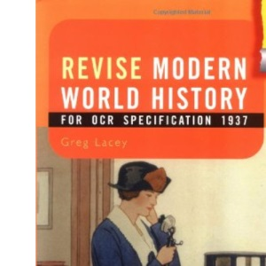 Revise Modern World History: For OCR Specification 1937