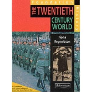 Twentieth Century World (Heinemann History Study Units)