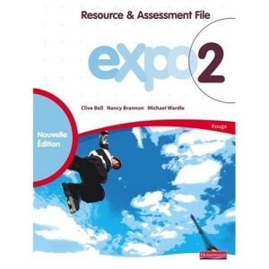 Expo 2 Rouge Resource and Assessment File New Edition: Teacher Pack