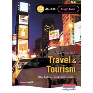 GCE AS Travel and Tourism for OCR: Single Award