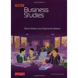 GSCE Business Studies for ICAA/CCEA