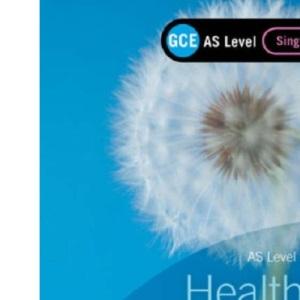 GCE AS Level Health and Social Care (for OCR): Single Award Book