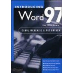 Introducing Word 97 for Windows