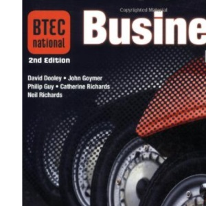 BTEC National Business: Book 2: Student Book: Student Book Bk.2
