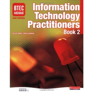 BTEC National IT Practitioners: Book 2: Student Book Specialist Units