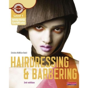 NVQ/SVQ Level 1 Hairdressing and Barbering Candidate Handbook, 3rd edition
