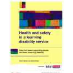 Health and Safety in a Learning Disability Service: Study Book
