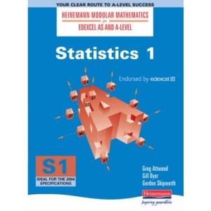 Statistics: Bk. 1 (Heinemann Modular Mathematics for Edexcel AS and A Level)