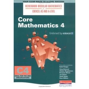 Heinemann Modular Maths for Edexcel AS and A-Level: Core Book 4 (Heinemann Modular Mathematics for Edexcel AS and A Level)