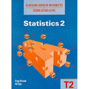Statistics: No.2 (Heinemann Modular Mathematics for London AS & A-level)