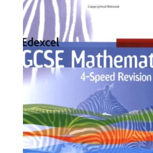 Speed Revision for Edexcel GCSE Maths: Linear Higher (Speed Revision Edexcel Gcse) (Edexcel GCSE Mathematics for 2006)