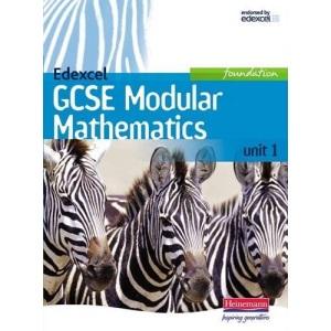 Edexcel GCSE Modular Mathematics: Foundation 2 Student Book (Edexcel GCSE Mathematics for 2006)