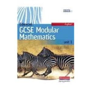 Edexcel GCSE Modular Mathematics: Higher Unit 2: Student Book
