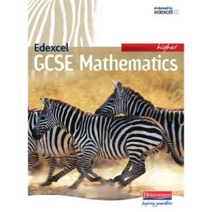 Edexcel GCSE Maths: Higher Student Book (Edexcel GCSE Mathematics for 2006)