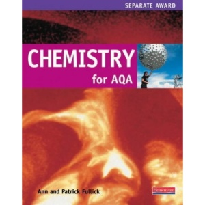 Chemistry Separate Science for AQA Student Book (Coordinated and Separate Science for AQA)