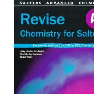 Revise AS Chemistry for Salters, New edition