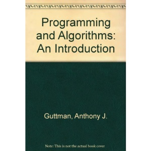 Programming and Algorithms: An Introduction