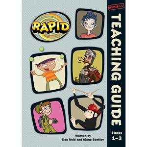 Rapid Stages 1-3 Teaching Guide (Series 1) (RAPID SERIES 1)