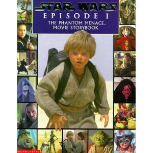 Star Wars Episode 1: The Phantom Menace Movie Storybook