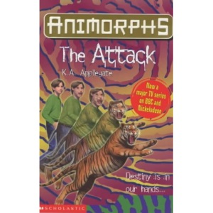 The Attack (Animorphs)