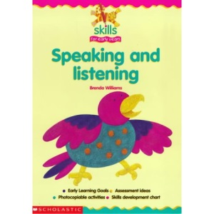 Speaking and Listening (Skills for Early Years)