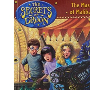 The Mask of Maliban (The Secrets of Droon: 13)