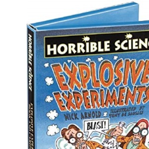 Explosive Experiments Book and Card Pack (Horrible Science)