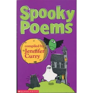 Spooky Poems (Young hippo)