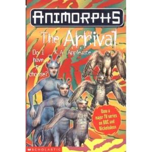 The Arrival (Animorphs)