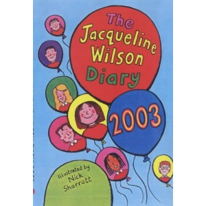 The Jacqueline Wilson Diary 2002
