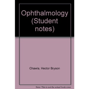 Ophthalmology (Student notes)