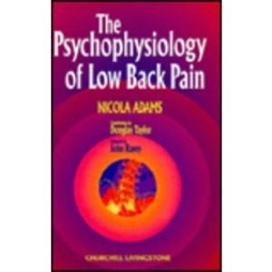 The Psychophysiology of Low Back Pain