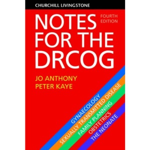 Notes for the DRCOG (DRCOG Study Guides)