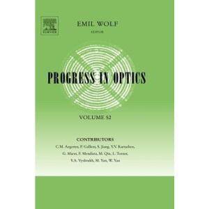 Progress in Optics: 52