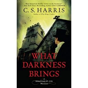 What Darkness Brings (Sebastian St. Cyr Mysteries (Paperback))