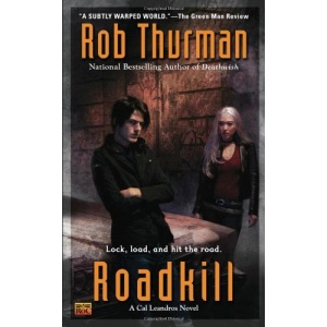 Roadkill (A Cal Leandros Novel)