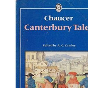 Canterbury Tales (Everyman Classics)