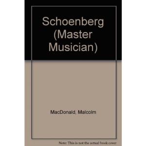 Schoenberg (Master Musician)