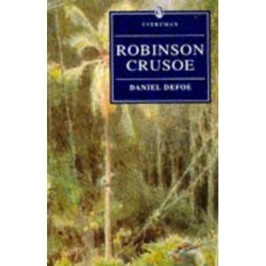 Defoe : Robinson Crusoe (Everyman)