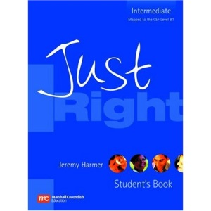 Just Right Student's Book: Intermediate: The Just Right Course