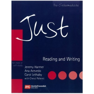 Just Reading and Writing: Pre-intermediate Level - British English Version